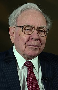 Warren Buffett at the 2015 SelectUSA Investment Summit (cropped).jpg