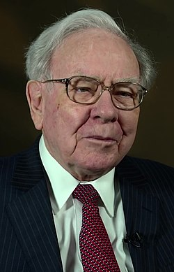 O interpresario estatounitense Warren Buffett, en una imachen de 2015