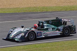 Warren Hughes - Warren Hughes, Le Mans 24 Hours, 2012