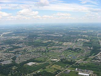 Centerville, Ohio - Centerville and Washington Township
