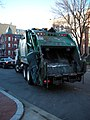 Waste collection truck in Washington.jpg