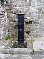 Water pump near Bishop Gower's Well - geograph.org.uk - 1584175.jpg