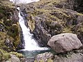Waterfall, Oxendale Beck - geograph.org.uk - 365135.jpg
