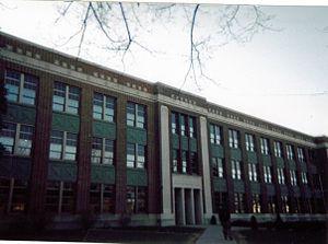 Wausau East High School -  Wausau East High School (1936-2004)