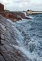 Waves in front of Kallbadhuset Lysekil.jpg