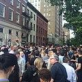 WeAreOrlando Vigil outside the Stonewall Inn, New York, June 13, 2016 (27048013964).jpg