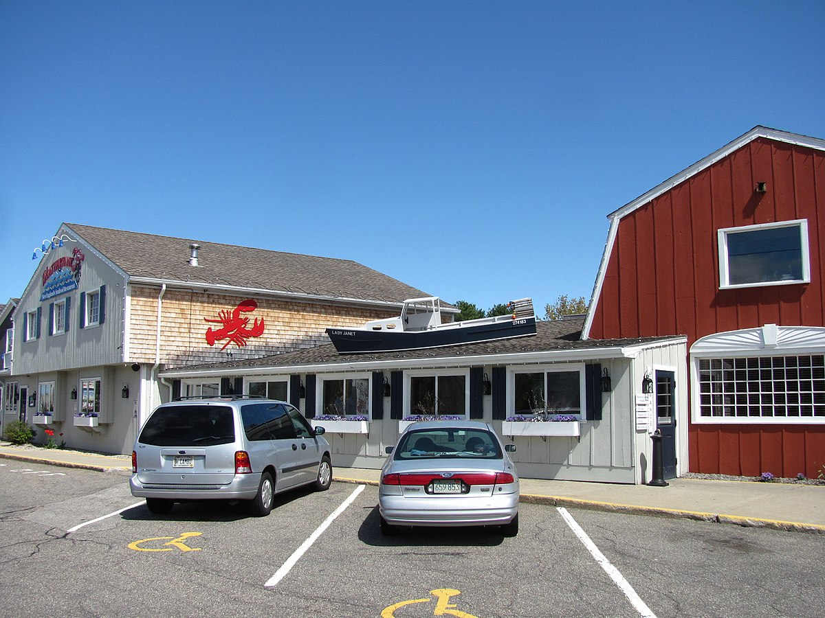 Weathervane Seafood Restaurant Dover Nh