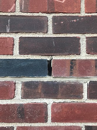 Cavity wall - Weep holes in masonry wall