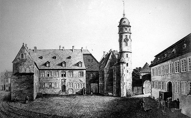 Weißer Turm Darmstadt um 1800.jpg