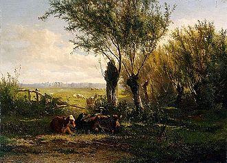 Gerard Bilders - Image: Weiland bij Oosterbeek