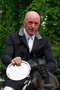 Welfenhofpreis foto of winner John Whitaker 2014.jpg