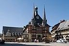 Wernigerode, das Rathaus Dm IMG 5252 2018-07-07 10.06.jpg