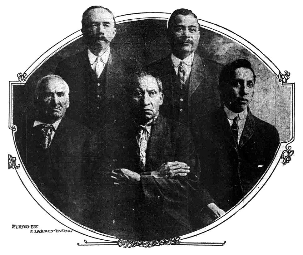 Wesley Johnson with Delegates