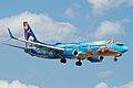 WestJet Boeing 737-800 C-GWSV (35765311956).jpg