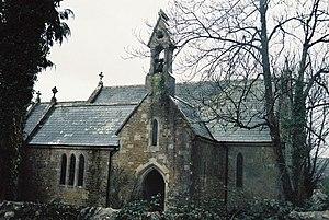 West Compton, Dorset - Image: West Compton, parish church of St. Michael geograph.org.uk 447189