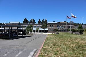 West County Detention Center - The West County Detention Center main building