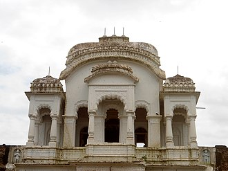 Vizianagaram Fort - The Western gate of the fort
