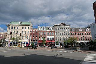 West Market Square Historic District