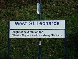 West St Leonards