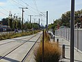 West from Fairmont station, Salt Lake City, Utah, Oct 16.jpg