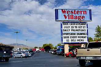Western Village - Image: Western Village (Sparks, Nevada)