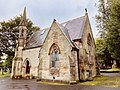 Western of two Mortuary Chapels in All Saints Cemetery, Jesmond, Newcastle upon Tyne.jpg