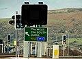 Westlink sign, Belfast - geograph.org.uk - 1608232.jpg