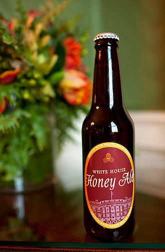 Free Beer - White House Honey Ale, a kind of Free Beer as the recipe is into the public domain (2012).