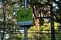 WiFi signal plaque at Parque México City.jpg