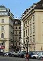 Wien-Innenstadt, Blick vom Platz Am Hof zur Drahtgasse.JPG