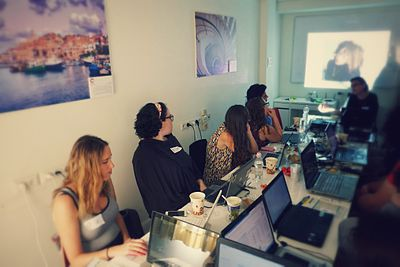 Wiki Women Editors Project - Opening Meeting (20).jpg