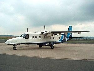 TACV Flight 5002 - Image: Wiki dornierdo 228 lgw 1