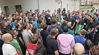 Wikimedia Hackathon 2017 IMG 4605 (34786158195).jpg