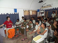 Wikipedia workshop Last School Kuilapalayam.JPG