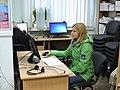 Wikiworkshop in Kharkiv 2018-11-10 by Наталія Ластовець 09.jpg