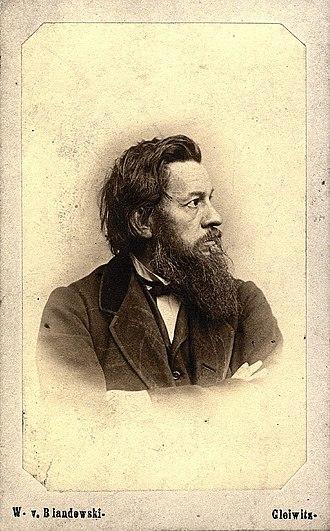 William Blandowski - Photo of William Blandowski