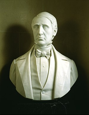 33rd United States Congress - President of the Senate William R. King