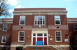 William Syphax School - Image: William Syphax School Washington, D.C