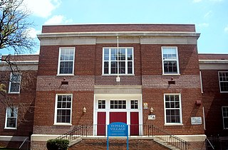 William Syphax School United States historic place