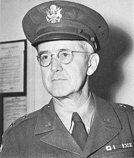 William W. Eagles U.S. Army Major General