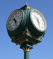 Williamsport, Indiana clock.png