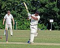 Willingale CC v. Willow Herbs Blackmore CC at Willingale, Essex 014.jpg