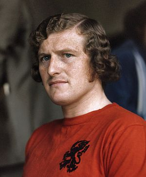 Wim Jansen - Wim Jansen in 1974