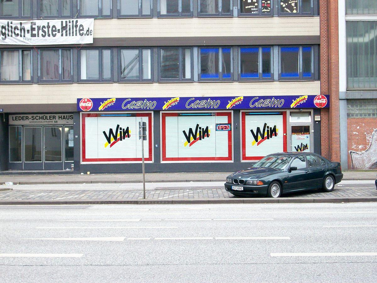 Spielhalle Hamburg