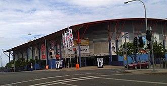 WIN Entertainment Centre - Image: Win entertainment centre 1