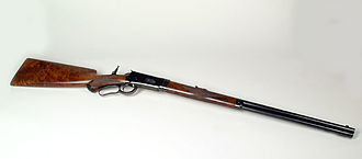 Hunting weapon - Winchester Model 1894 .30-30 hunting rifle