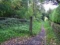Winter's Lane, Omagh - geograph.org.uk - 262485.jpg