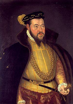 Wolfgang, Count Palatine of Zweibrücken - Count Palatine Wolfgang of Zweibrücken