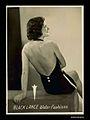 Woman modelling Peter O'Sullivan designed swimwear (31153081026).jpg