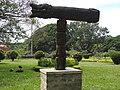 Wood art-8-cubbon park-bangalore-India.jpg